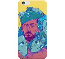 Who You Are iPhone Case/Skin
