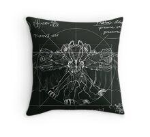 Bioshock Infinite Vetrubian Throw Pillow