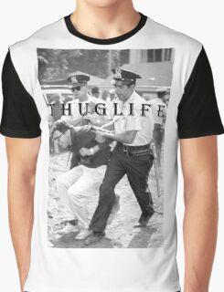 Bernie Sanders Thug Life Graphic T-Shirt