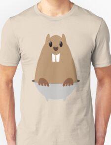 GROUNDHOG & SHADOW T-Shirt