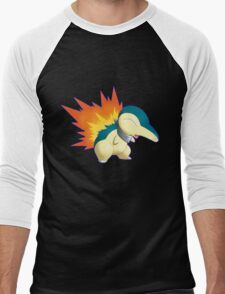 Fire Pokemon Men's Baseball ¾ T-Shirt