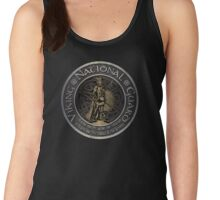 Viking National Guard  Women's Tank Top