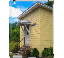 Small Town, Small Hall  iPad Case/Skin