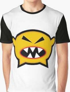 Weird angry monster  Graphic T-Shirt