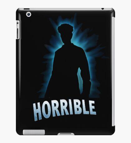 Horrible Shadow iPad Case/Skin
