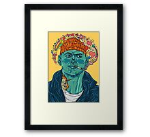 Who you are 2 Framed Print