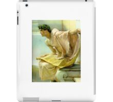 Untitled by Lawrence Alma-Tadema iPad Case/Skin