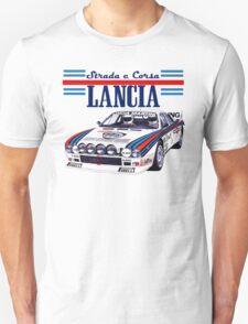 lancia rally T-Shirt