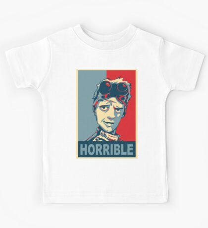 HORRIBLE PROPAGANDA Kids Tee