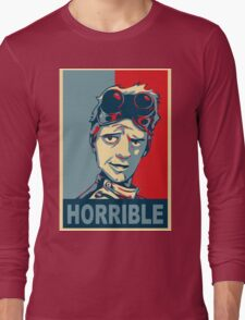HORRIBLE PROPAGANDA Long Sleeve T-Shirt