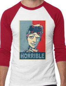 HORRIBLE PROPAGANDA Men's Baseball ¾ T-Shirt