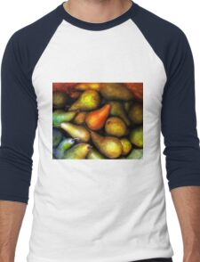 Still Life with Pears Men's Baseball ¾ T-Shirt