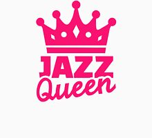 Jazz queen Womens Fitted T-Shirt