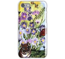 Summer Garden  iPhone Case/Skin