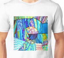 Fish Painting #1c Unisex T-Shirt