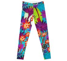 Frolic in the Flowers Leggings