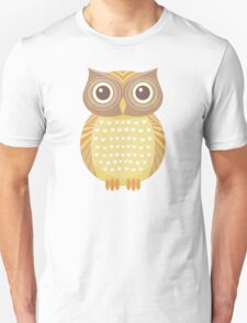 One Friendly Owl Unisex T-Shirt