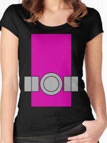 Beast Boy - Teen Titans Women's Fitted Scoop T-Shirt