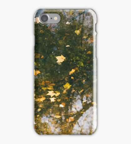 Autumn Reflection iPhone Case/Skin