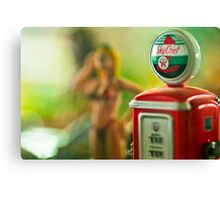 The Fifties Canvas Print