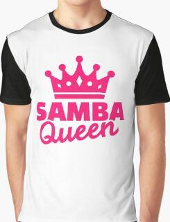 Samba queen Graphic T-Shirt