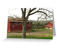 """""""Twisted All About, Naturally""""... prints and products Greeting Card"""