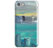 Towards the cliffs iPhone Case/Skin
