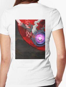Darkrai Nightmare Womens Fitted T-Shirt