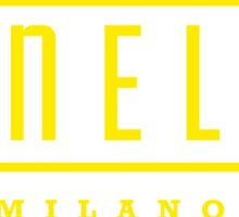 Cinelli Bicycles Milano Sticker