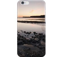 Sunset at Kimmeridge Bay iPhone Case/Skin