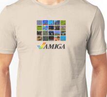 Commodore Amiga - Games 10 Unisex T-Shirt
