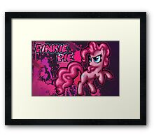 Pinkie Pie - My Little Pony Framed Print