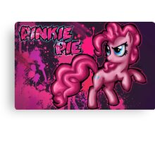 Pinkie Pie - My Little Pony Canvas Print