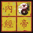 Huang Di Nei Jing by telberry
