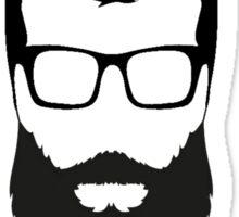 Itching Thighs,  Bitching Beard Sticker