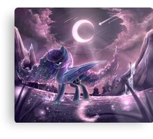 Princess Moon - My Little Pony Metal Print