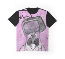 Galaxy Channel Graphic T-Shirt