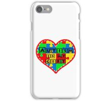 Autism is my gift <3 Supporting autism. iPhone Case/Skin