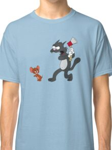 Scratchy & Jerry Classic T-Shirt