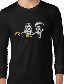 Pulp Minion Long Sleeve T-Shirt
