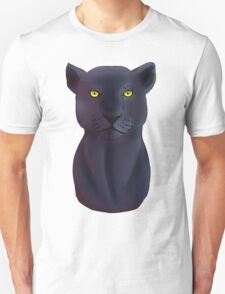 The Panther - Bust Unisex T-Shirt