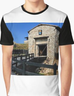 Old Niagara Fort Gatehouse Graphic T-Shirt