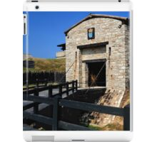 Old Niagara Fort Gatehouse iPad Case/Skin