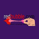 redbubble logo by telberry