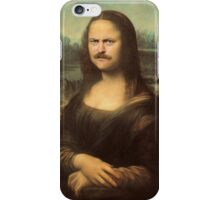 Mona Swanson iPhone Case/Skin