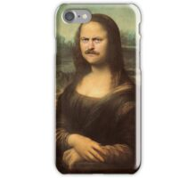 Mona Swanson iPhone Case/Skin