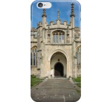 Saint John the Baptist Church iPhone Case/Skin