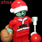Lego How The Grinch Stole Christmas by XxDeadmanzZ