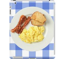 Breakfast Foods iPad Case/Skin