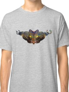 Psychedelic bat... terfly Classic T-Shirt